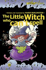Little Witch Who Can't Spell