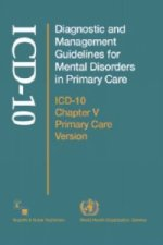 Diagnostic and Management Guidelines for Mental Disorders in Primary Care