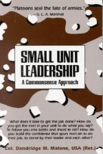Small Unit Leadership