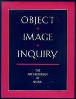 Object, Image, Inquiry