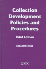 Collection Development Policies and Procedures