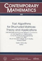 Fast Algorithms for Structured Matrices