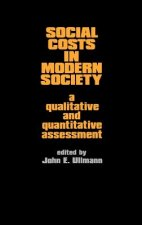 Social Costs in Modern Society