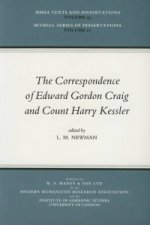 Correspondence of Edward Gordon Craig and Count Harry Kessler