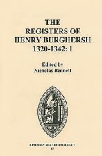 Registers of Bishop Henry Burghersh, 1320-1342