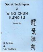 Secret Techniques Of Wing Chun Kung Fu Volume 1