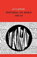 Writings on Dance, 1938-68