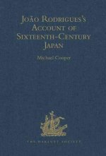 Joao Rodrigues's Account of Sixteenth-century Japan