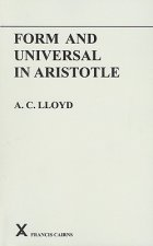 Form and Universal in Aristotle