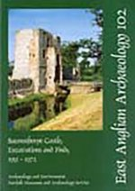 Baconsthorpe Castle, Excavations and Finds, 1951-1972