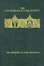 Register of John Waltham, Bishop of Salisbury, 1388-95