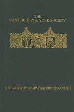 Register of Walter Bronescombe, Bishop of Exeter, 1258-1280