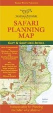Safari Planning Map: East & Southern Africa