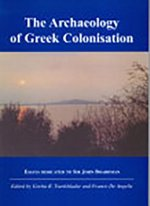 Archaeology of Greek Colonisation
