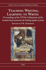 Teaching Writing, Learning to Write