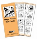Magic French Verb Cards Flashcards (8)
