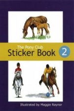 Pony Club Sticker Book