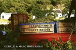 Franschhoek and Rickety Bridge