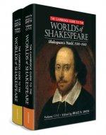 Cambridge Guide to the Worlds of Shakespeare 2 Volume Hardback Set