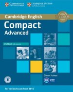 Compact Advanced Workbook with Answers with Audio