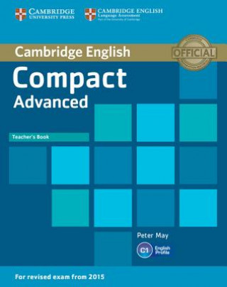 Compact Advanced Teacher's Book