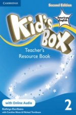 Kid's Box American English Level 2 Teacher's Resource Book with Online Audio