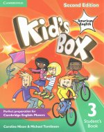 Kid's Box American English Level 3 Student's Book