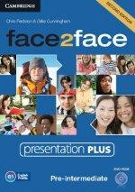 face2face Pre-intermediate Presentation Plus DVD-ROM