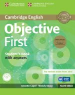 Objective First Student's Book Pack (Student's Book with Ans