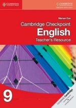 Cambridge Checkpoint English Teacher's Resource CD-ROM 9
