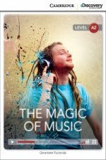 Magic of Music Low Book with Online Access
