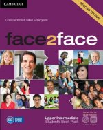 face2face Upper Intermediate Student's Book with DVD-ROM and Online Workbook Pack