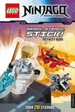 Lego Ninjago Masters of Spinjitzu: Ready, Steady, Stick!
