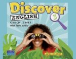 Discover English Global 3 Class CDs
