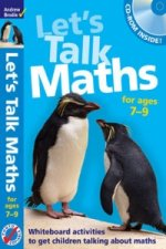 Let's Talk Maths for Ages 7-9 Plus CD-ROM