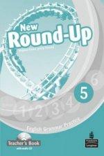 Round Up Level 5 Teacher's Book/Audio CD Pack