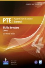 Pearson Test of English General Skills Booster 4 Students' Book and CD Pack