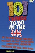 Bug Club Non-Fiction 101 Things to Do in the UK (Blue B/NC 4A)