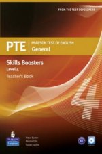 Pearson Test of English General Skills Booster 4 Teacher's Book and CD Pack