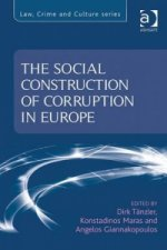 Social Construction of Corruption in Europe