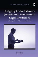 Judging in the Islamic, Jewish and Zoroastrian Legal Traditions