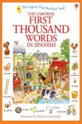 First Thousand Words in Spanish