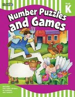 Number puzzles and games: Grade Pre-K-K