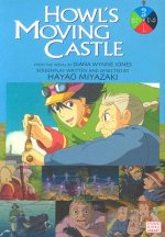 Howl's Moving Castle Film Comic, Vol. 3
