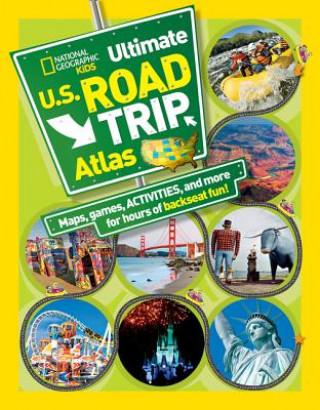 Kids Ultimate Road Atlas