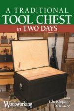 Traditional Tool Chest in Two Days