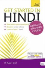 Get Started in Beginner's Hindi: Teach Yourself