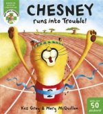 Chesney Runs into Trouble