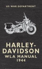Harley Davidson WLA Manual 1944