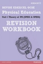 Revise Edexcel: GCSE Physical Education Workbook - Print and